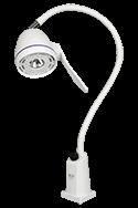 Lampe d'Examen Halogène à Poignée Ergonomique 50W
